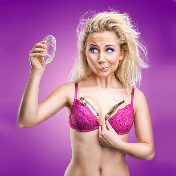 Silicone implants or Fat transfer Breast Augmentation