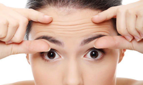 Forehead wrinkles – Stop that furrowing!