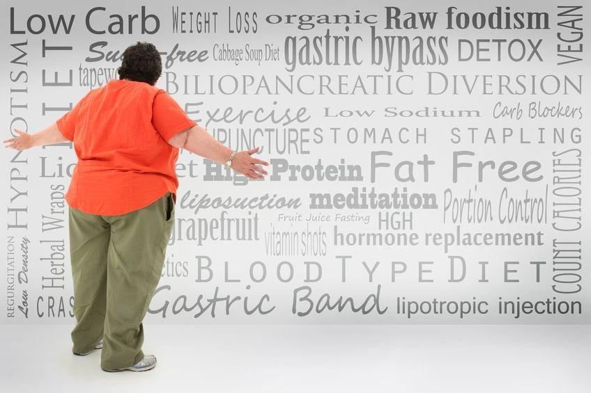 Weight-loss surgery for diabetics