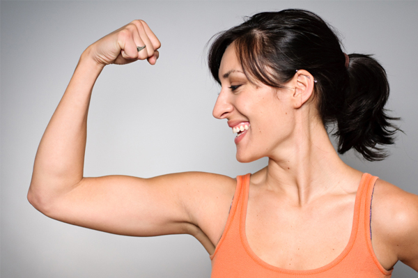 Bilateral brachioplasty – arm lift